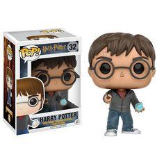 Harry Potter Pop! Vinyl Figure Harry Potter with Prophecy Orb : Forbidden Planet
