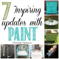 7 Inspiring Updates with Paint