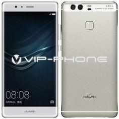 Huawei P9 Dual-Sim Ezüst-Fehér kártyafüggetlen mobiltelefon gyártói garanciával
