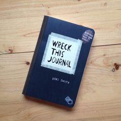 Aliexpress.com : Buy Wreck This Journal Everywhere By Keri ...