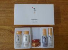 Sulwhasoo Rejuvenating Eye Cream Kit (New Basic Korean Skincare, Eye Cream, Skin Care, Kit, Eyes, Check, Beauty, Eye Creams, Skincare Routine