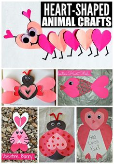 Looking for the perfect valentines ideas to keep your kids busy when it's too cold to go outside? These make adorable valentines day gifts for grandparents and are also fantastic boredom busters! Valentine's Day Crafts For Kids, Valentine Crafts For Kids, Valentines Day Activities, Toddler Crafts, Craft Activities, Preschool Crafts, Holiday Crafts, Holiday Fun, Art For Kids