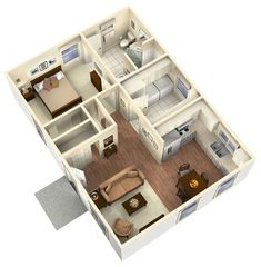 granny pod floor plans - Google Search
