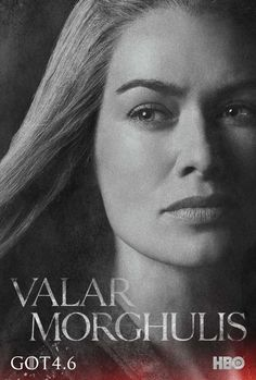 #LenaHeadey as #CerseiLannister - #HBO #GameofThrones #ValarMorghulis #GOT #Character #Poster