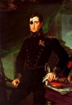 Don Cipriano de Palafox y Portocarrero, Count de Montijo (15 September 1784 – 15 March 1839,