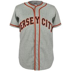434d1094a Jersey City Giants 1950 Road Buy Basketball