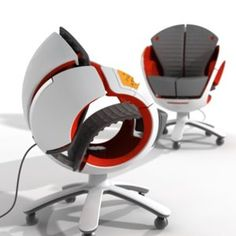The Hobart I Cool Chair Designed To Reduce Body Weight  Product Design