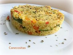 Cuscus con pollo y verduras al curry 1 thermomix