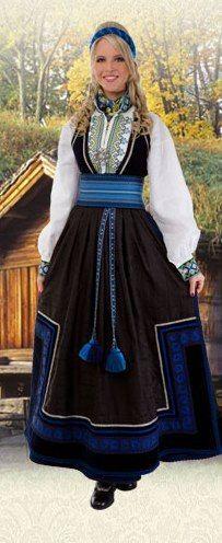 Posts about rogaland written by norwegianbunad Traditional Fashion, Traditional Dresses, Bohemian Gypsy, Bohemian Style, Folk Costume, Costumes, Norwegian Clothing, Ethnic Fashion, Historical Clothing