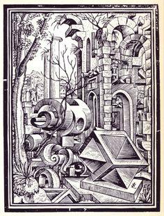 Sembrano modernissime, ma queste illustrazioni hanno quasi 500 anni. #illustration