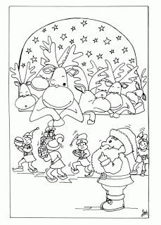 290 Best Christmas Coloring Pages Images Coloring Books Coloring