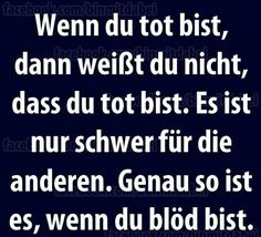 So ist das... Positive Mantras, Positive Words, Funny Facts, Funny Quotes, Just Breathe Yoga, Cool Slogans, German Quotes, Positive Inspiration, Yoga Quotes