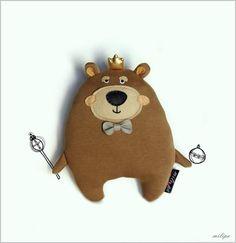 TEDDY THE KING gevulde teddybeer dieren knuffels de ideeën