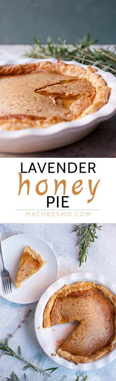 Lower Excess Fat Rooster Recipes That Basically Prime Lavender Honey Pie: This Is A Simple Pie With Just A Few Filling Ingredients, But The Flavors Are Deep And Rich. It's A Pie You Might Pass Over On First Glance, But Will Quickly Become A Favorite Simple Pie, Easy Pie, Pie Recipes, Dessert Recipes, Easy Recipes, Honey Recipes, Summer Recipes, Recipies, Lavender Honey