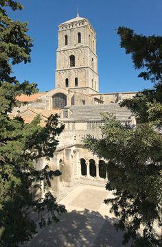 Tower   Cloître Saint-Trophime, Arles   Dmitry Shakin   Flickr