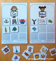 consonant sound mats 1