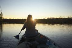 Canoeing in Hossa National Park