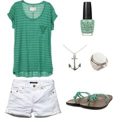 Nautical Green