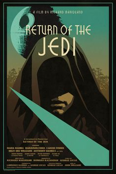 Return of the Jedi by Russell Walks