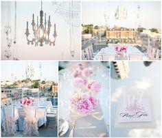 Wooden 3D Chandelier Weddings / Wedding Trends Candelabros para Bodas / Ideas / Decoracion GLOBOS DE LUZ www.globosdeluz.com