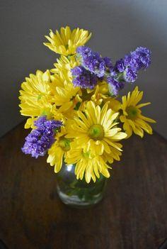 polish the stars preserve flowers with borax crafts