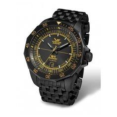 Reloj Acero Negro Vostok Europe  http://www.tutunca.es/reloj-vostok-rocket-n1-tritio-acero-negro
