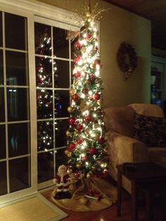 Tree all ready ! Christmas Tree, Holiday Decor, Home Decor, Teal Christmas Tree, Room Decor, Xmas Trees, Christmas Trees, Home Interior Design, Xmas Tree