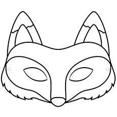Image result for fox facial mask