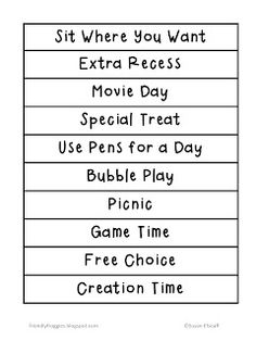Countdown Freebie! Last few days of school or selection for last day.