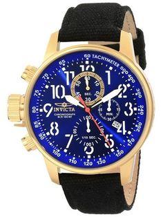 Invicta I-Force Quartz Chronograph 100M 1516 Mens Watch