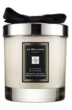 lovely smelling lavender & lovage candle http://rstyle.me/n/qta8mr9te