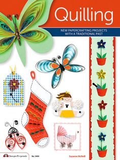 Quilling Book