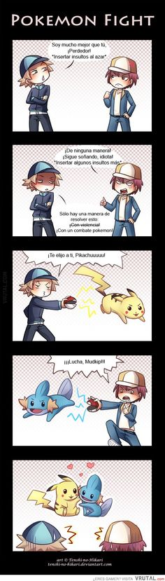 VRUTAL / Búsqueda de pokemon en vrutal.com