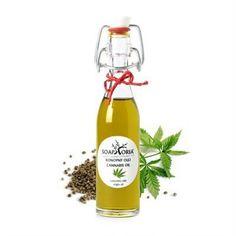 Konopný olej Soaphoria