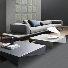 Bonaldo VOILA Designer Couchtisch - Design Max Piva - empor.de