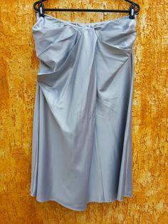 BreShop da Mah: Vestido TQC Prata by Zara - 40% OFF !!!