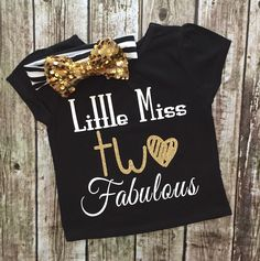 A personal favorite from my Etsy shop https://www.etsy.com/listing/467254557/little-miss-two-fabulous-second-birthday