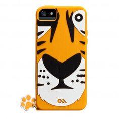 Case Mate - Tigris Orange – iPhone 5