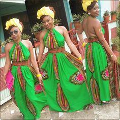 ~African fashion, Ankara, kitenge, African women dresses, African prints, African men's fashion, Nigerian style, Africandress