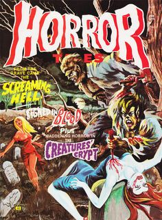 Horror Tales - Vol. #7 Issue #1 (Feb. 1975)