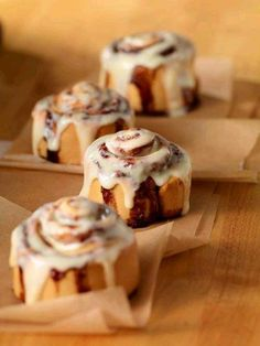 Cinnabon Cinnamon Rolls - these may not be as good as Rodney's but I may try anyway
