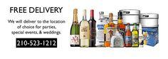 Express Liquor & Emporium San Antonio Texas Free Delivery 210-523-1212 #liquorsa