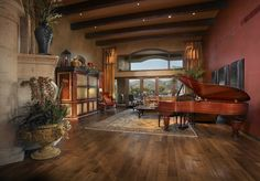 ...one day I will own my own grand piano...and I will play the nights away...sweet melodies in the air, my man sitting on the couch reading his work-related books while listening to the gentle notes...