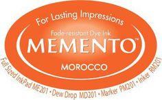 Tsukineko - Memento Dew Drop Morocco