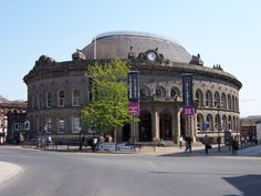 Leeds Corn Exchange, Leeds, West Yorkshire, ENGLAND