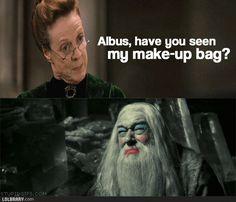 albus makeup