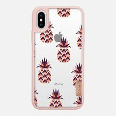 Casetify iPhone X Classic Grip Case - Summer vibes by Priyanka Chanda