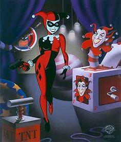 DC Comics - Batman - Classic Harley Quinn - World-