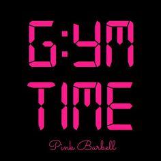 Qué hora es ? Gym Time!💜