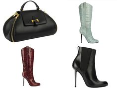 Tom Ford Fall/Winter 2014-2015 Accessories Collection